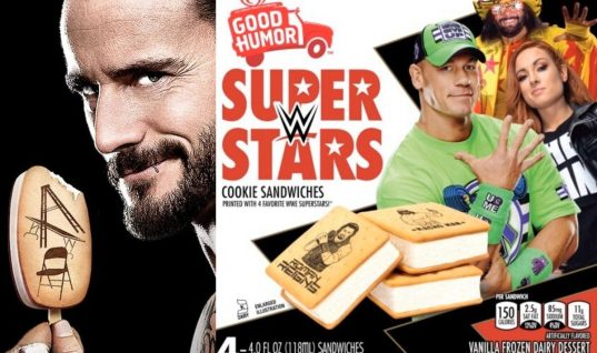 Good Humor Are Releasing Alternative To The Original WWE Ice Cream Bars
