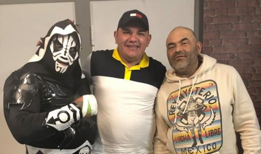 Lucha Libre Promoter Murdered