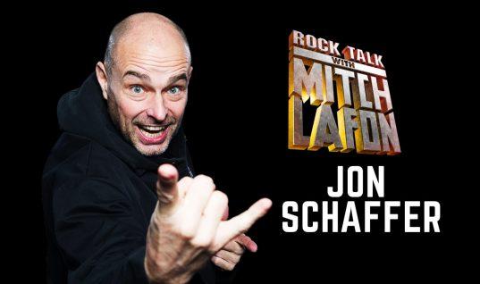 Rock Talk With Mitch Lafon: Demons & Wizards Jon Schaffer Interview