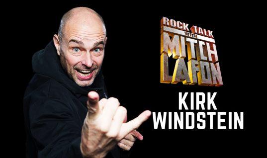 Rock Talk With Mitch Lafon: Kirk Windstein Interview