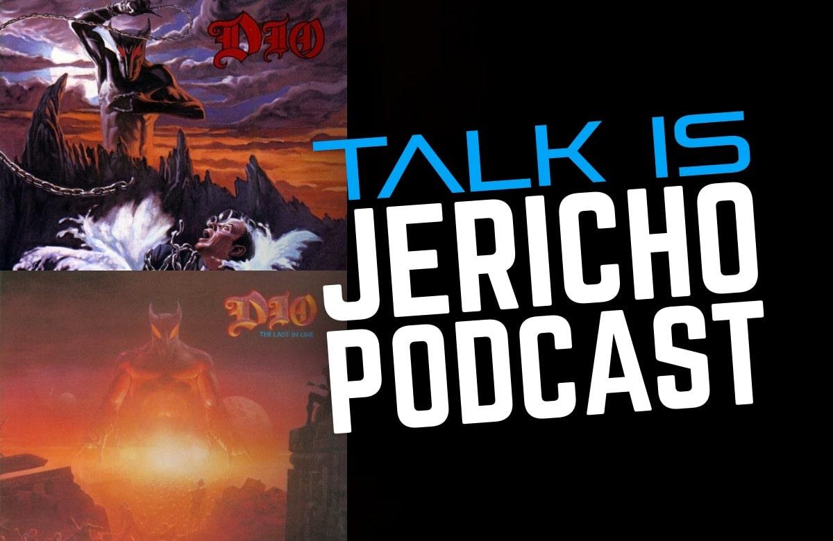 Talk Is Jericho: Classic Album Clash – Dio's 'Holy Diver' Vs. Dio's 'The Last In Line'