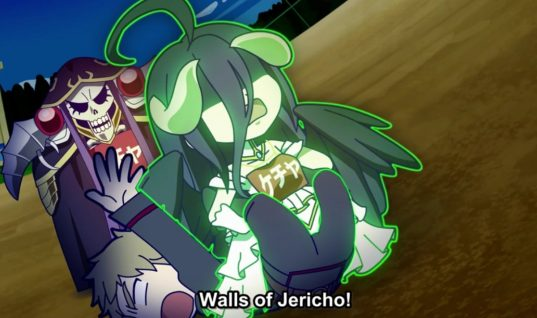 Chris Jericho's 'Walls Of Jericho' Move Referenced In 'Isekai Quartet' Episode (w/Video)