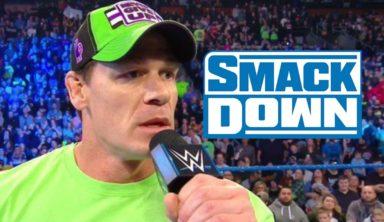 John Cena's Return Brings In The Highest SmackDown Rating Of The Year