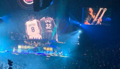 Guns N' Roses Pay Tribute To Basketball Legend Kobe Bryant (w/Video)