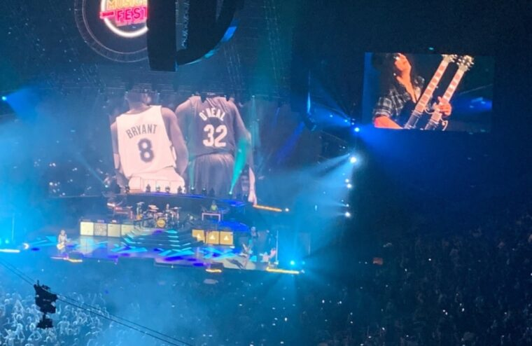 Guns N' Roses Pay Tribute To Basketball Legend Kobe Bryant (w/Video)