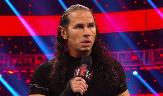 Matt Hardy Declines WWE's Latest Contract Offer