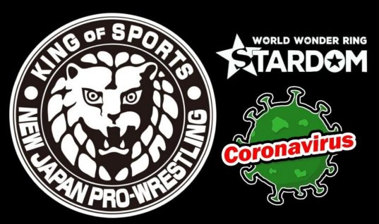 The Coronavirus Is Affecting Pro Wrestling In Japan