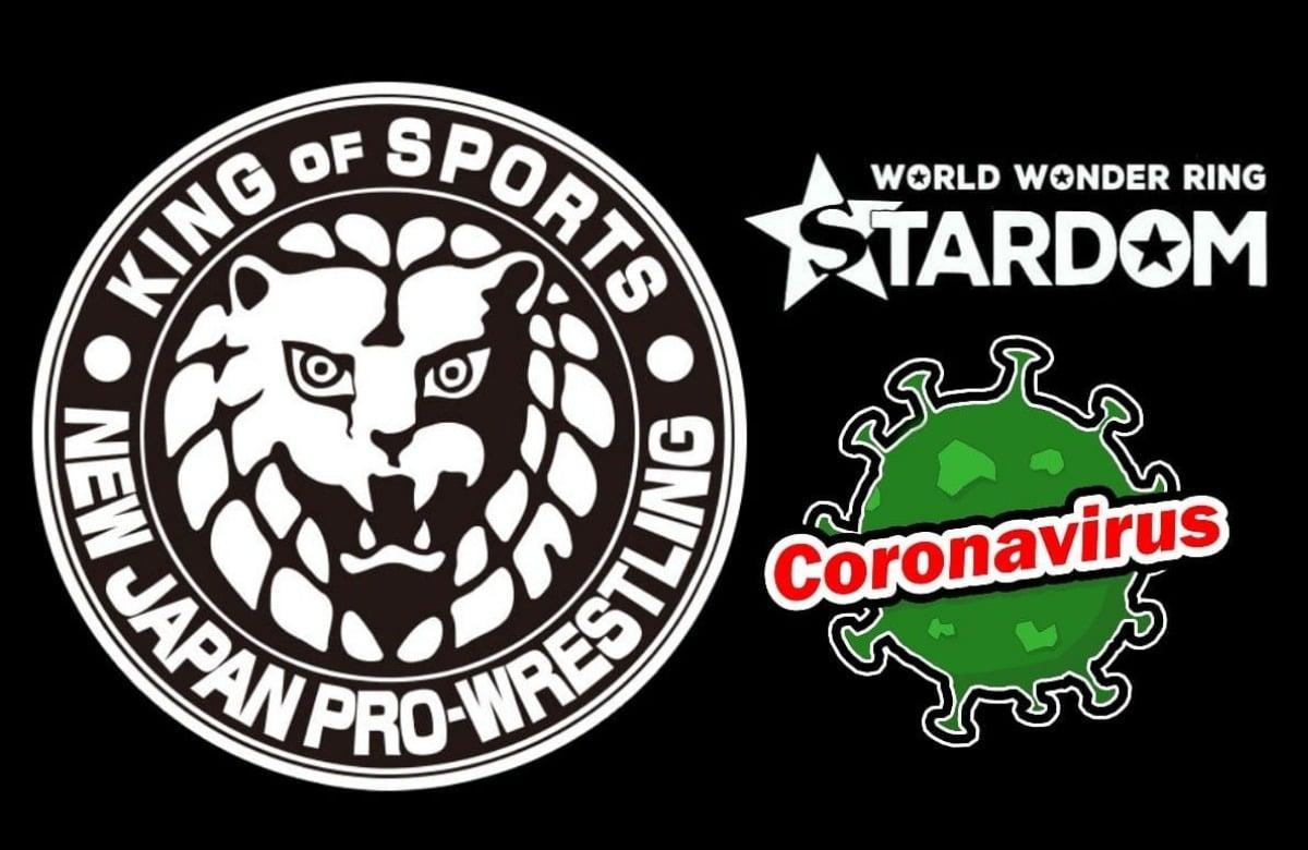 The Coronavirus Is Affecting Pro Wrestling In Japan