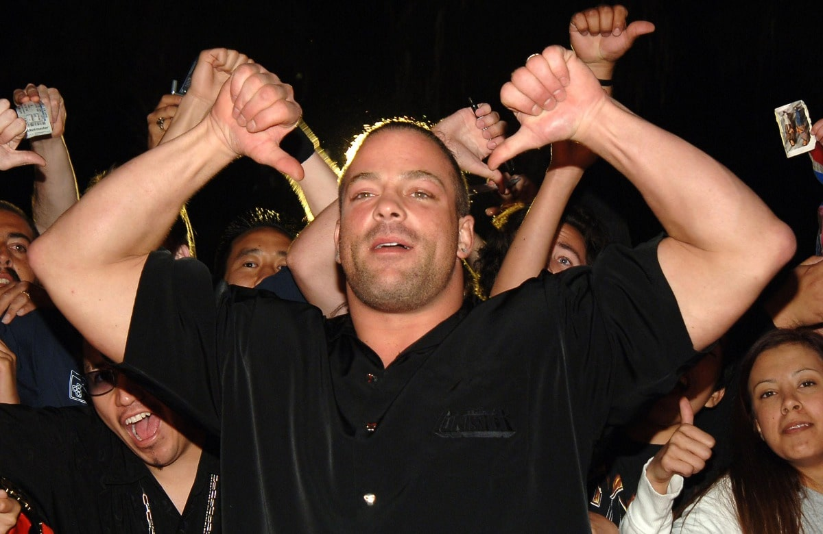 Rob Van Dam Talks About The Shocking Amount Of Concussions He Has Suffered