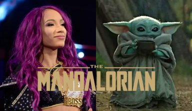 Sasha Banks To Appear In The Mandalorian