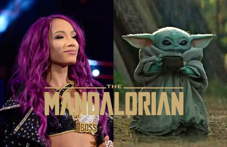 "Sasha Banks Featured In ""The Mandalorian"" Season 2 Trailer"