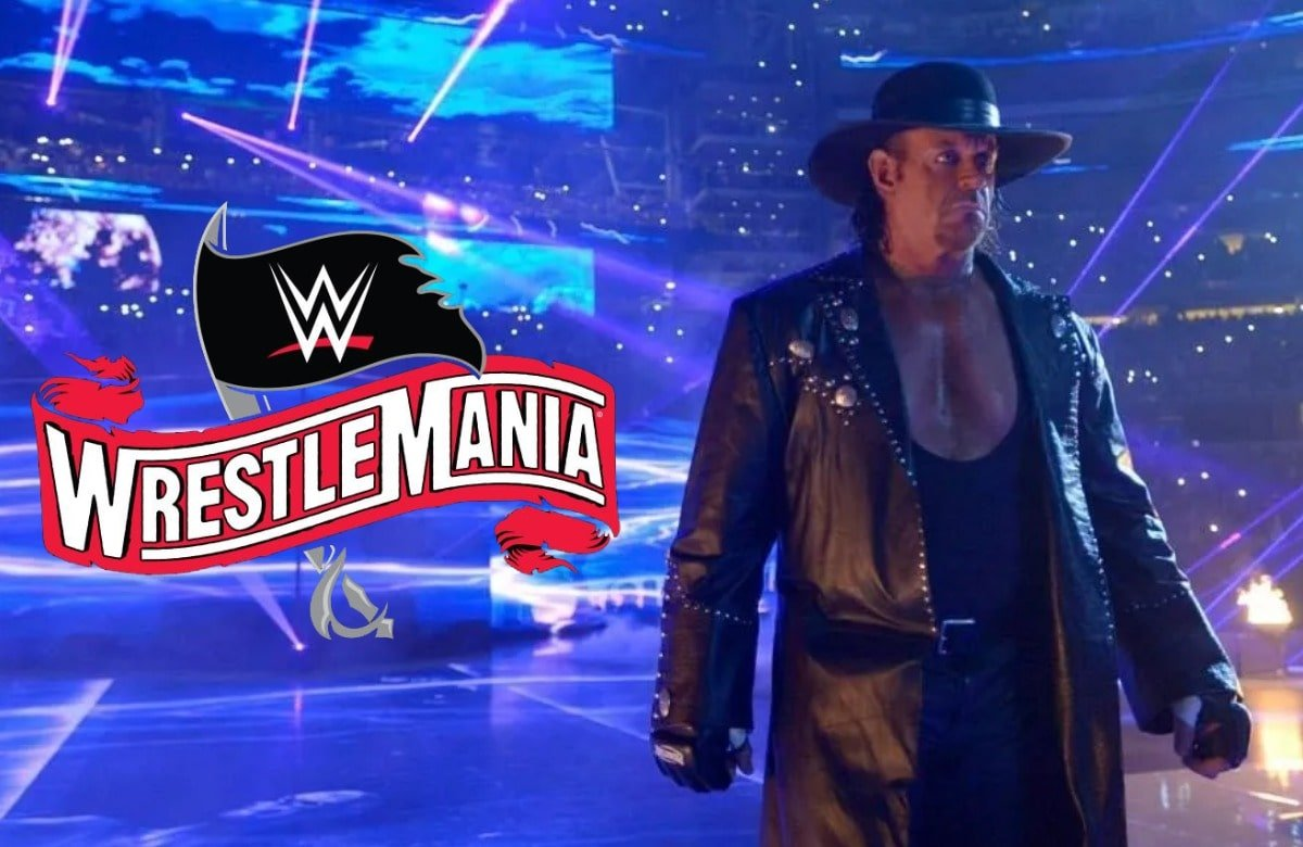 The Undertaker Handpicked His WrestleMania 36 Opponent