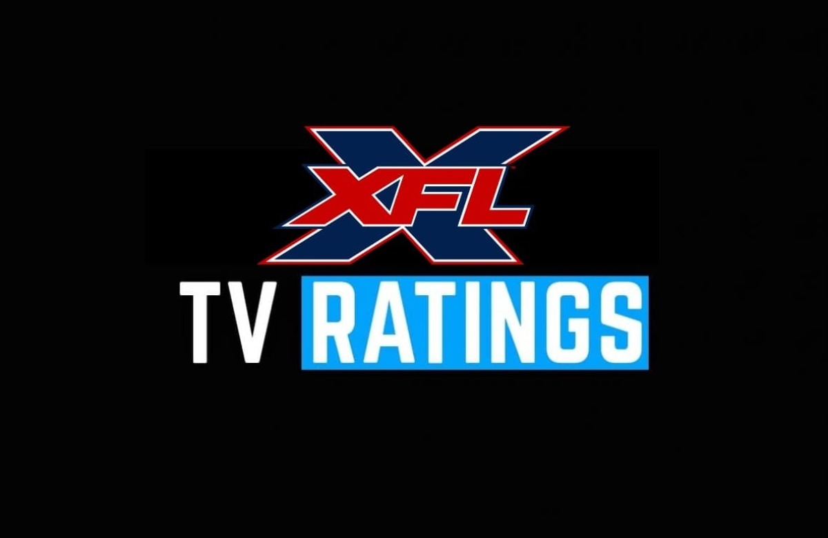 Full XFL Ratings For The Opening Weekend Are In