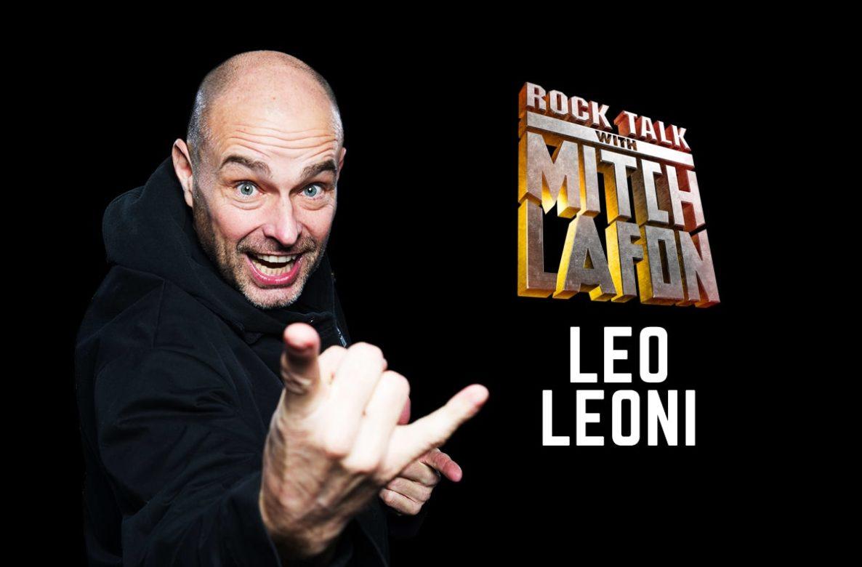 Rock Talk With Mitch Lafon: Gotthard Of Leo Leoni Interview