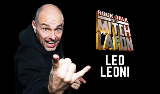 Rock Talk With Mitch Lafon: Gotthard Of Leo Leoni Interview