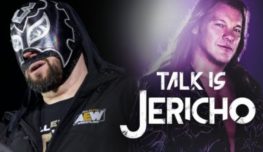 Talk Is Jericho: The Masked Announcer – Excalibur Talks AEW & PWG