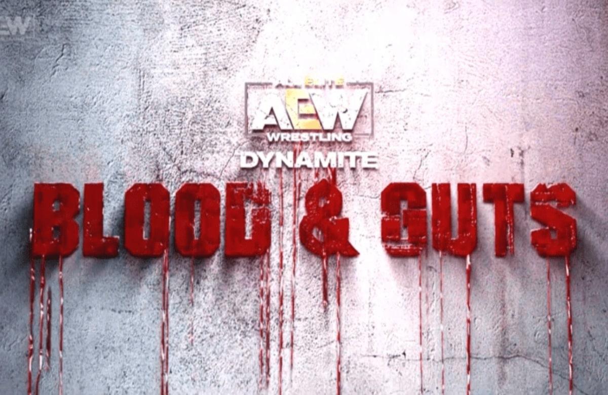 AEW Postpone Wednesday's 'Blood & Guts' Match