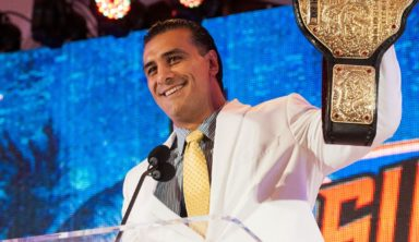 Alberto Del Rio Says He Is Talking To WWE About Potential Return