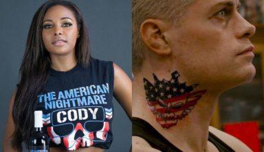 Brandi Isn't A Fan Of Cody's New Neck Tattoo