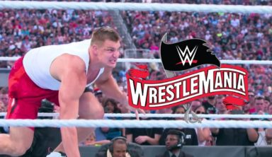 Gronk To Host WrestleMania Over 2 Nights And Multiple Locations