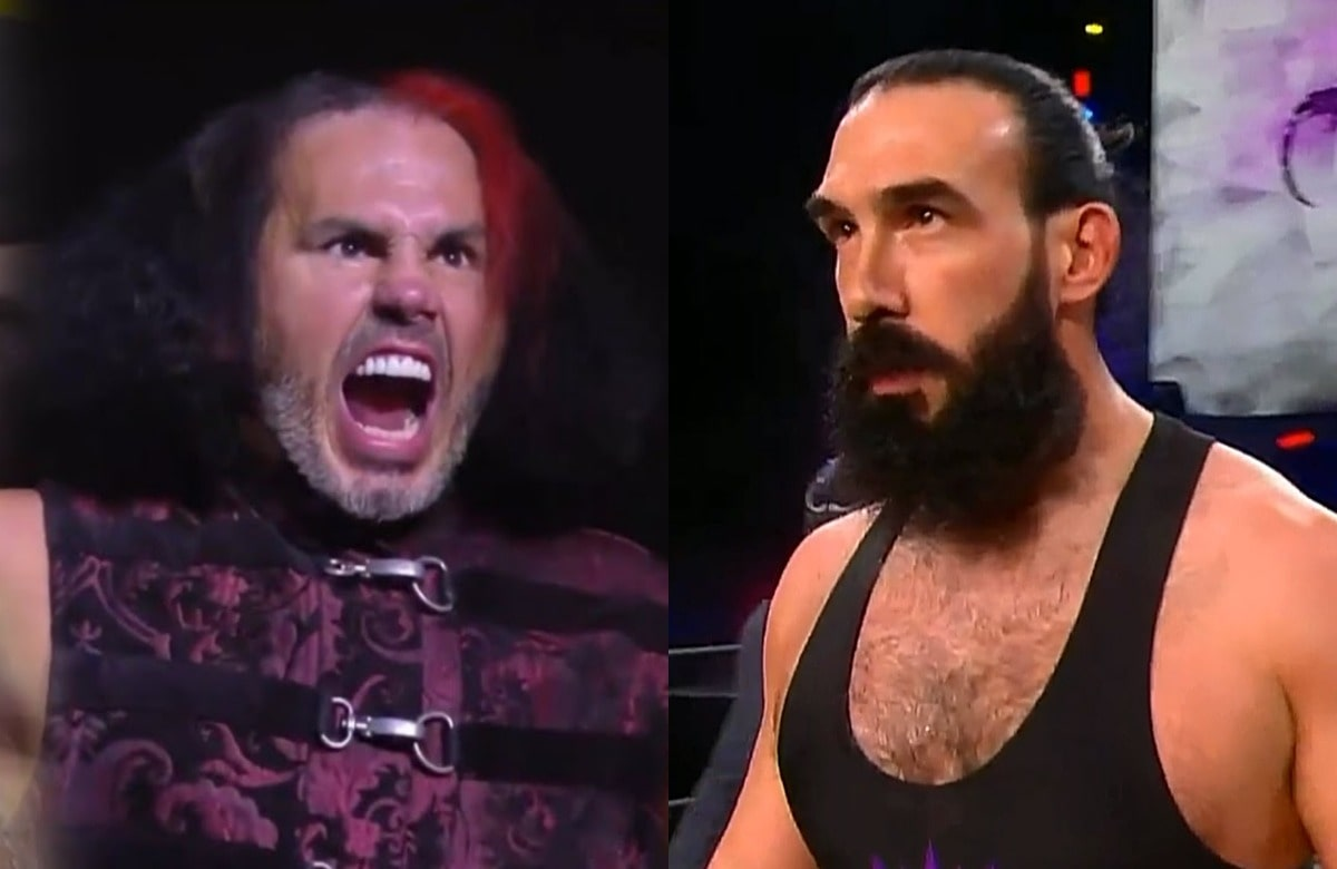 Matt Hardy And Brodie Lee Debut For AEW (w/Videos)