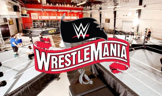 The Coronavirus Forces WWE To Make Tough WrestleMania Decision