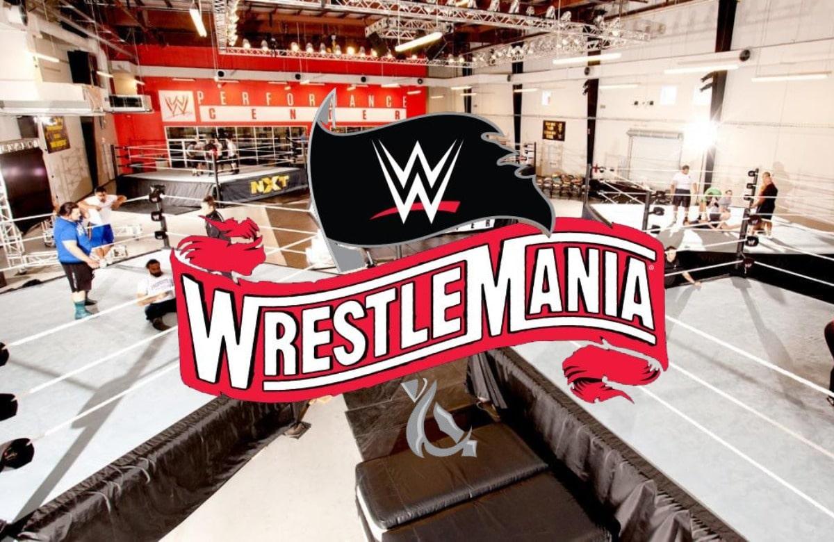 The Coronavirus Forces WWE To Make Tough WrestleMania Decision