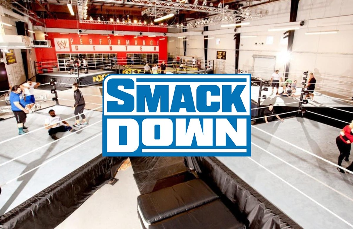 Despite Initial Denials, This Week's SmackDown Has Been Moved To The Performance Center