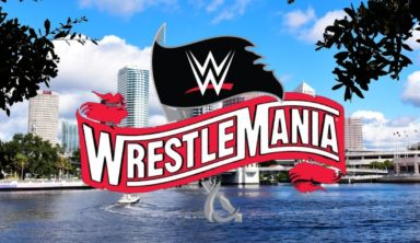 City Of Tampa Tweets Update On WrestleMania's Current Status Following Coronavirus Outbreak