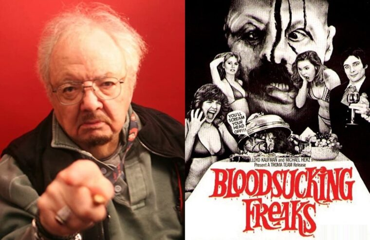 Cult Filmmaker Joel M. Reed Best Known For 'Bloodsucking Freaks' Has Passed Away