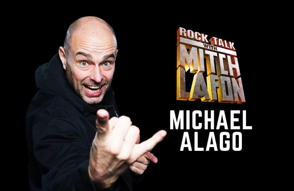 Rock Talk With Mitch Lafon: Michael Alago Interview