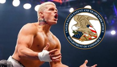WWE Has Opposed Two Trademark Applications Made By Cody Rhodes