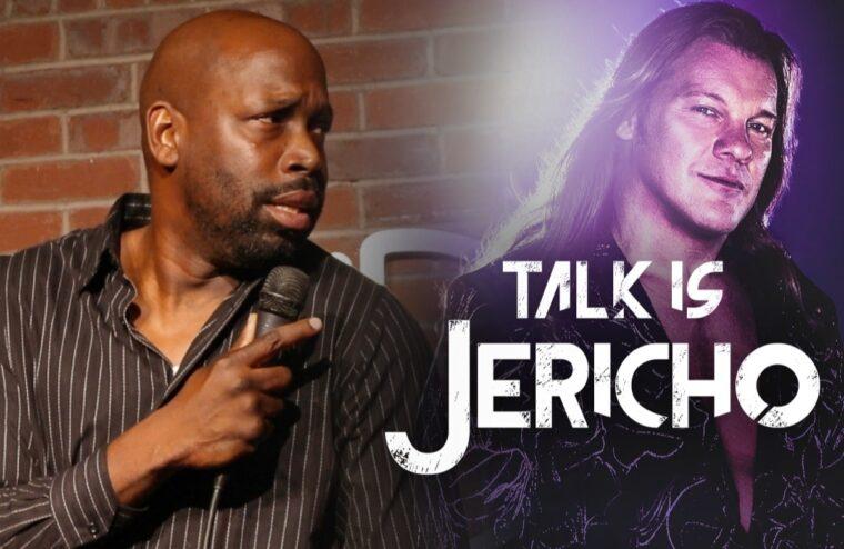 Talk Is Jericho: The Jovial Jive Of Bruce Jingles