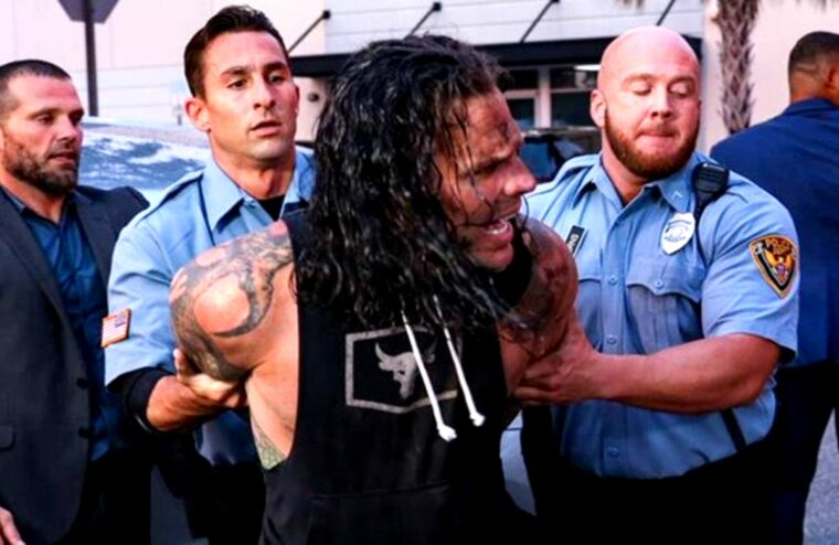 Jeff Hardy Comments On His Current WWE Booking After Trending On Twitter