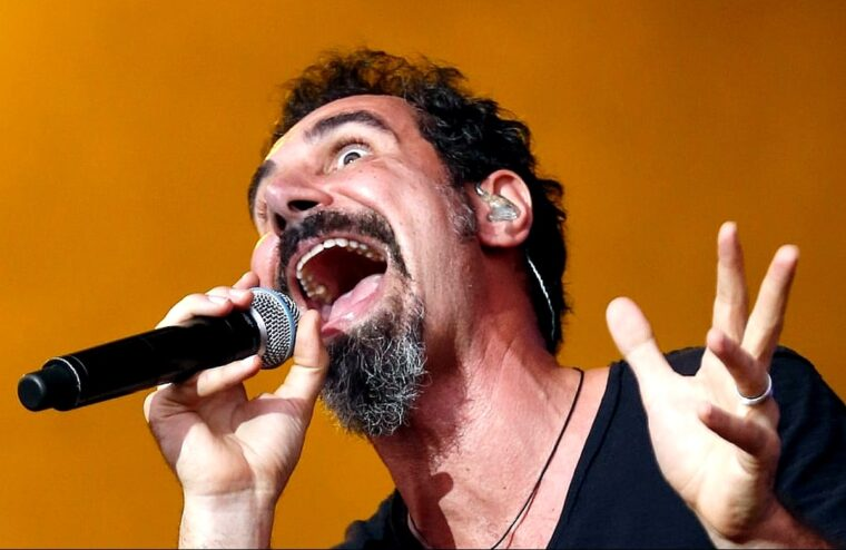 Serj Tankian Releasing Songs Intended For System Of A Down