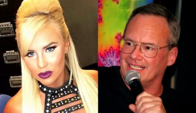 Dana Brooke Responds To Jim Cornette's Disparaging Remark About Her Appearance