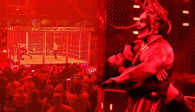 Seth Rollins Talks About His Disastrous Hell In A Cell Match With The Fiend