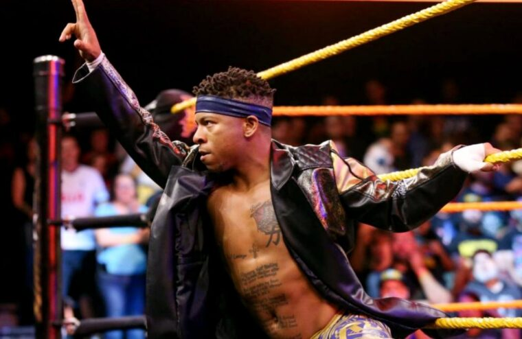 Lio Rush Announces Plan To Retire After Re-Evaluating His Life