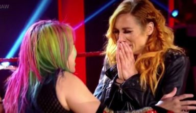 Asuka Crowned New Raw Women's Champion As Becky Lynch Announces She Is Pregnant (w/Video)