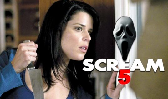 Neve Campbell In Scream 5 Talks