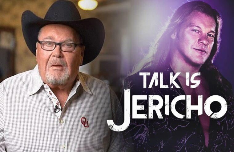 Talk Is Jericho: Under The Black Hat Of Jim Ross