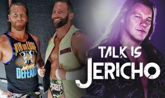 Talk Is Jericho: Cardona & Myers Vs. Ryder & Hawkins