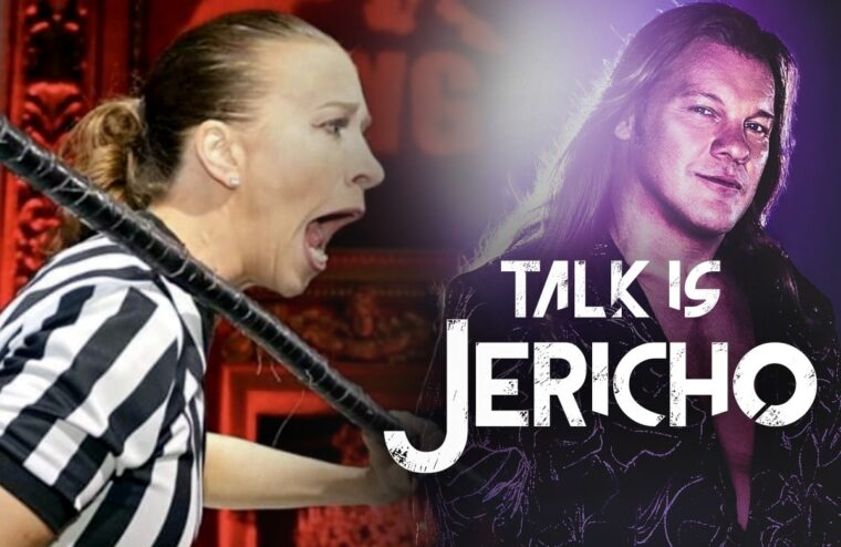 Talk Is Jericho: Ref Week Pt 1 – Aubrey Edwards Follows The Rules Of AEW
