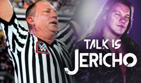 Talk Is Jericho: Ref Week Pt 2 – Mike Chioda Talks 35 Years In The WWE