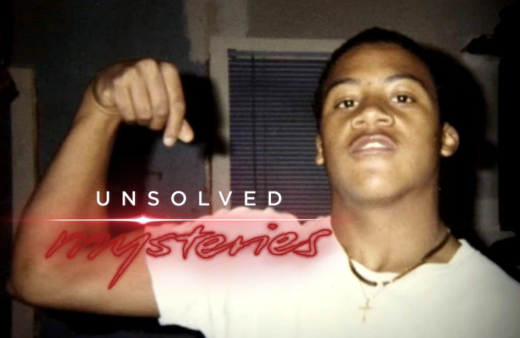 The FBI Has Reopened Alonzo Brooks Case That Was Featured On Netflix's Unsolved Mysteries