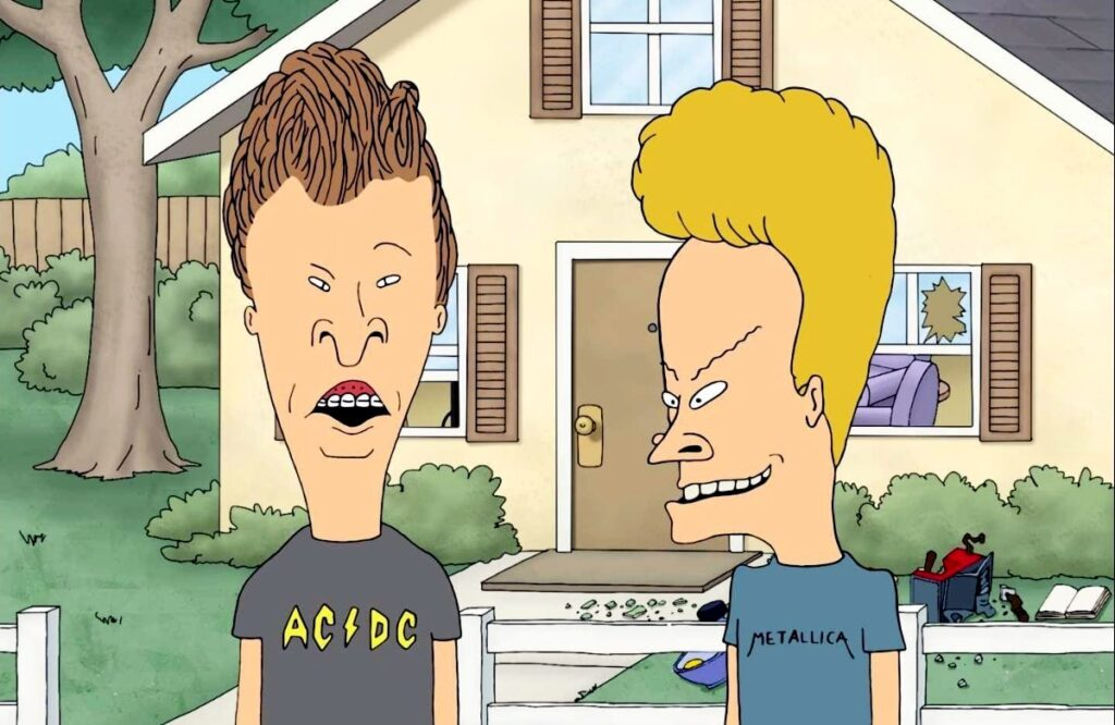 """Mike Judge Is Bringing """"Beavis And Butt-Head"""" Back"""