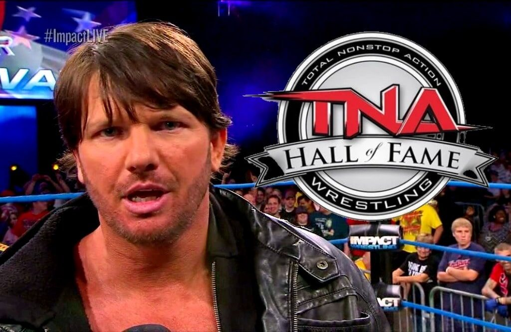 AJ Styles Reveals Why He Turned Down TNA Hall Of Fame Induction