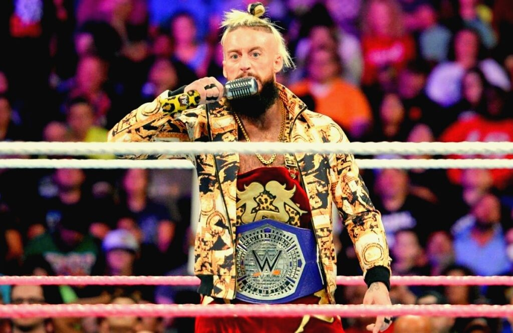 Enzo Amore Bringing WWE Cruiserweight Championship To The Indies (w/Video)