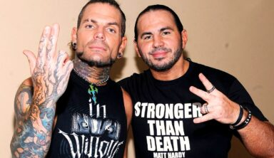 Matt Hardy Wants Jeff To Join Him In AEW