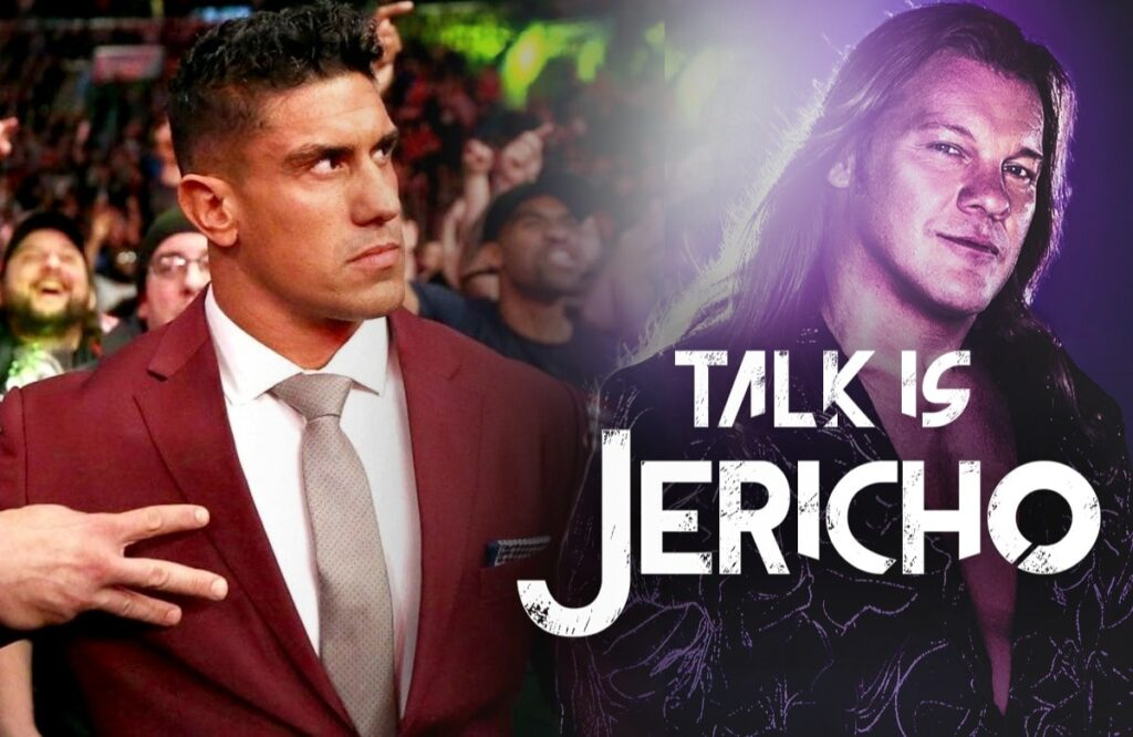 Talk Is Jericho: EC3 Controls His Narrative